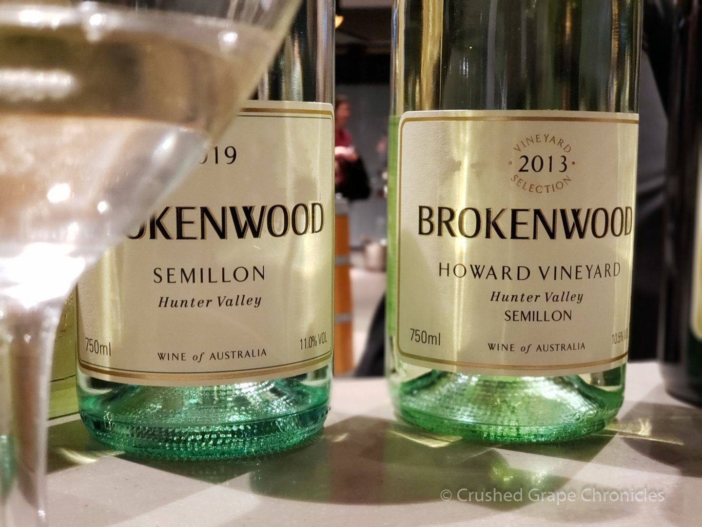 Brokenwood Wine Semillon In Hunter Valley Australia