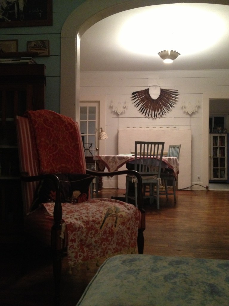 Bizzell Living Room