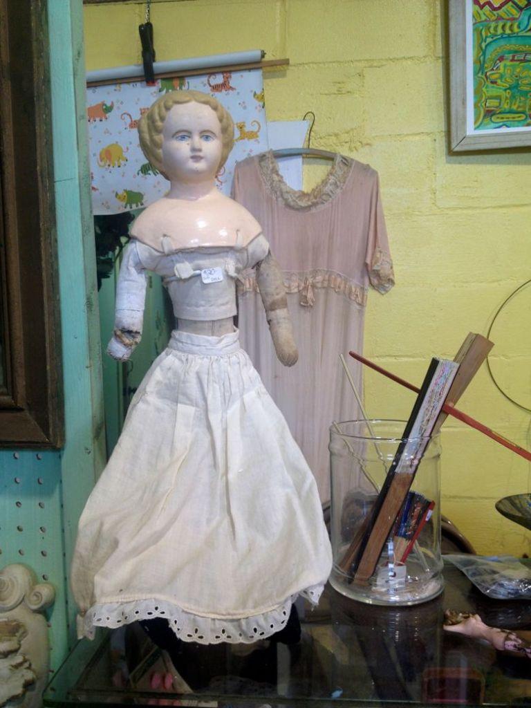 Ice Plant Doll | La Grange