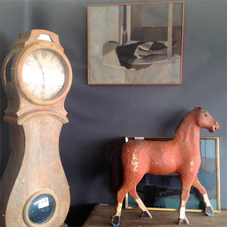 eneby antiqu clock