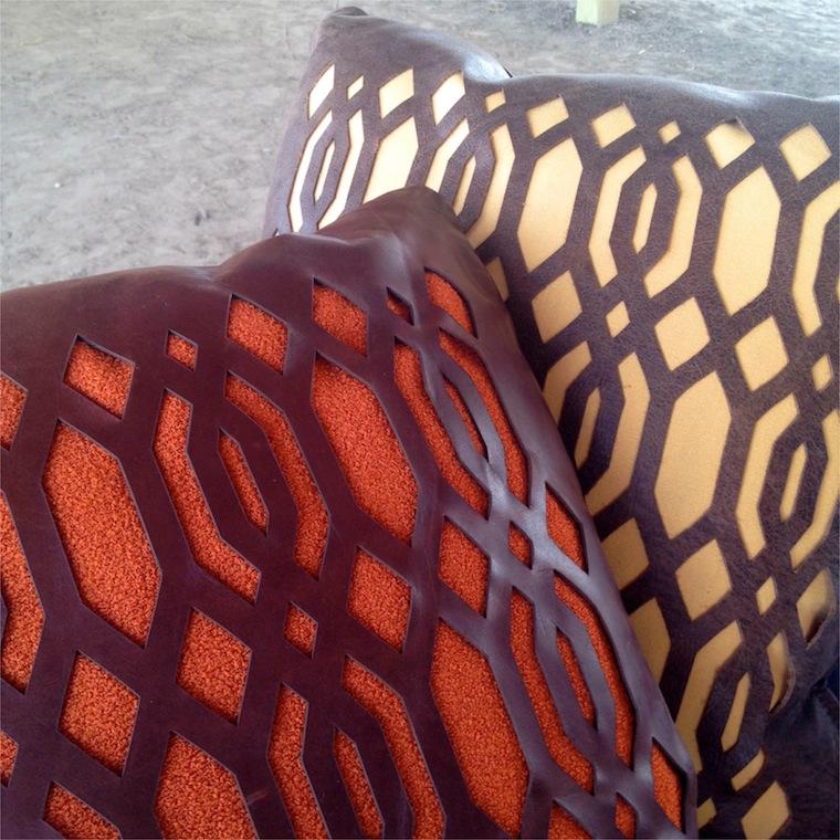 pure marfa laser leather