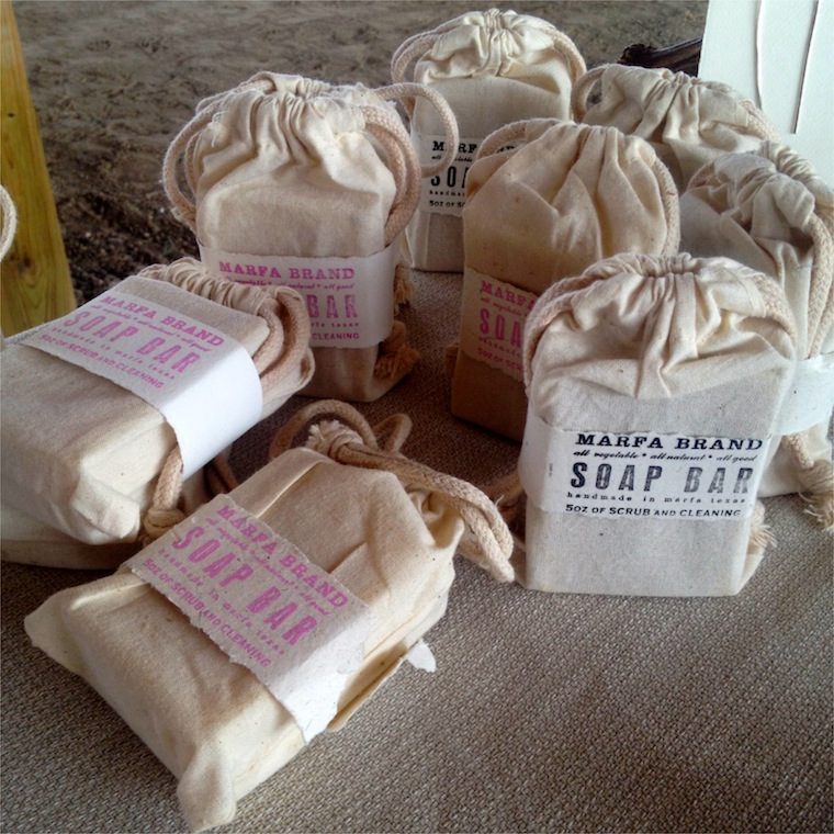 pure marfa soap