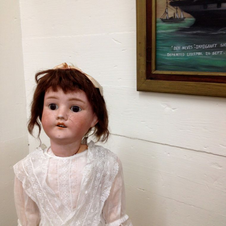 Serbin Doll