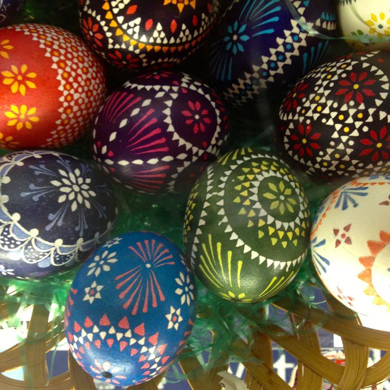 Serbin Eggs