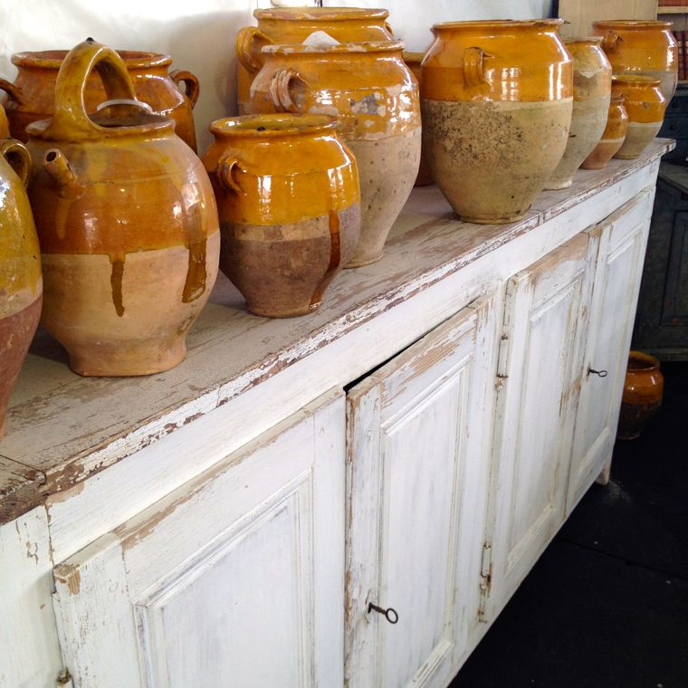 Antica Collection Olive Jars