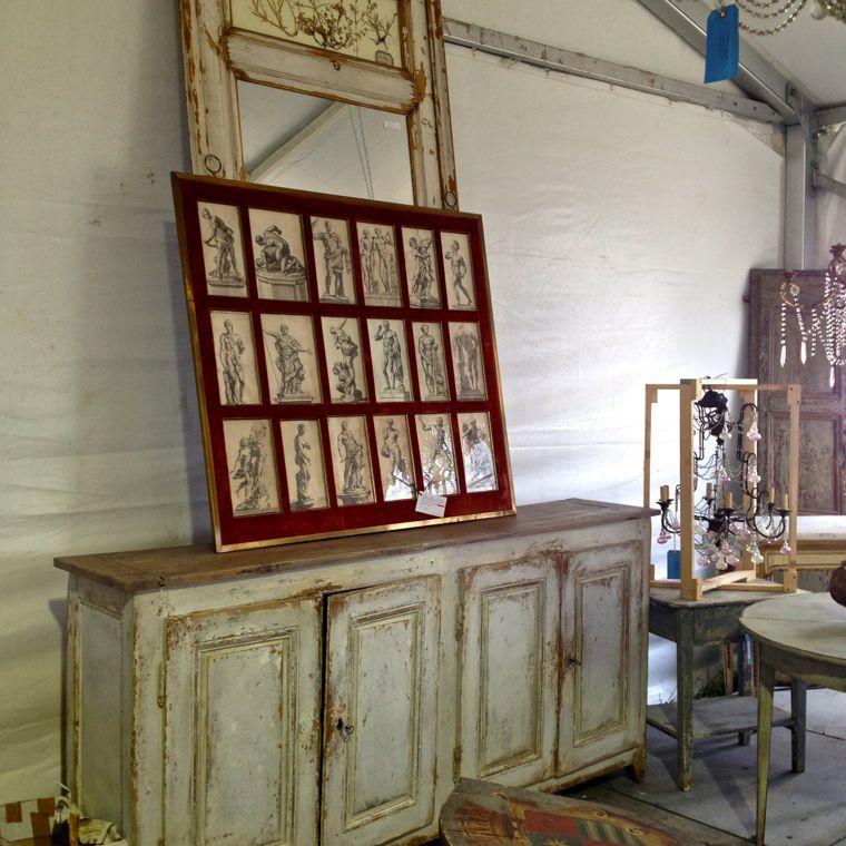 Antica frames