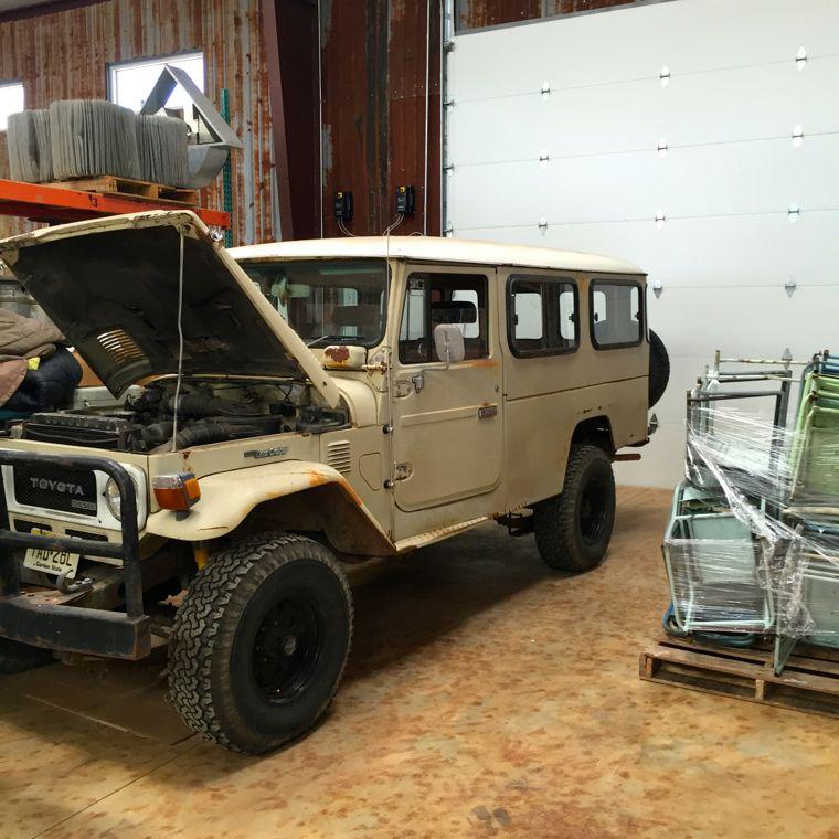 RTP Jeep