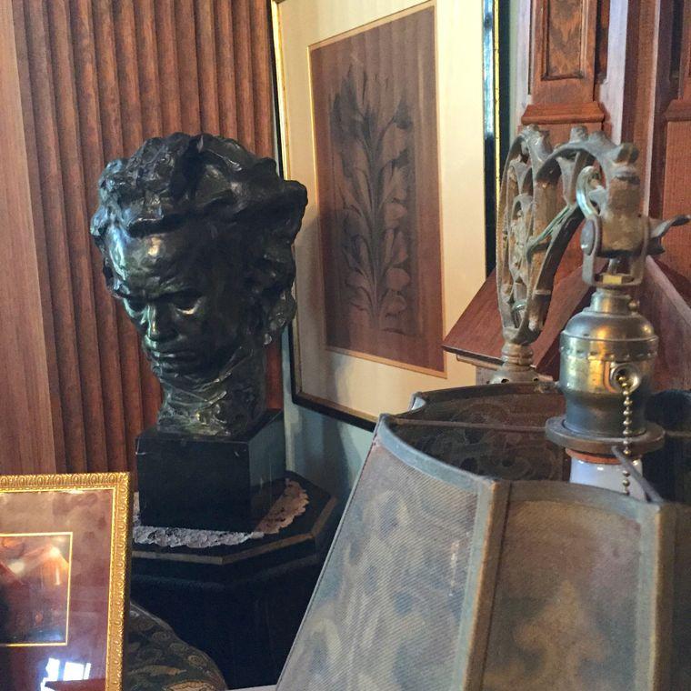 Hidden Festival Beethoven Bust
