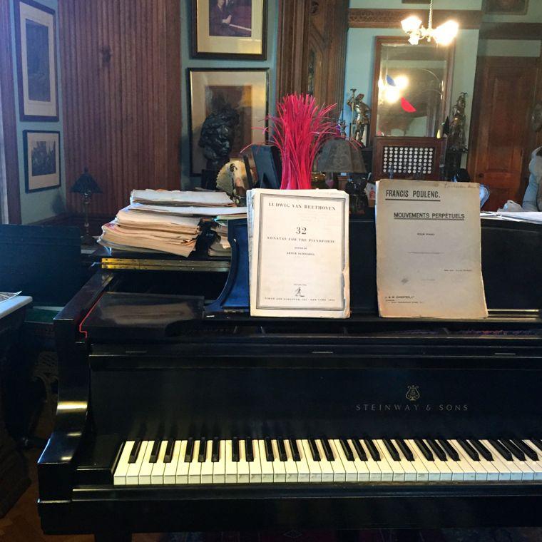 Hidden Festival Piano