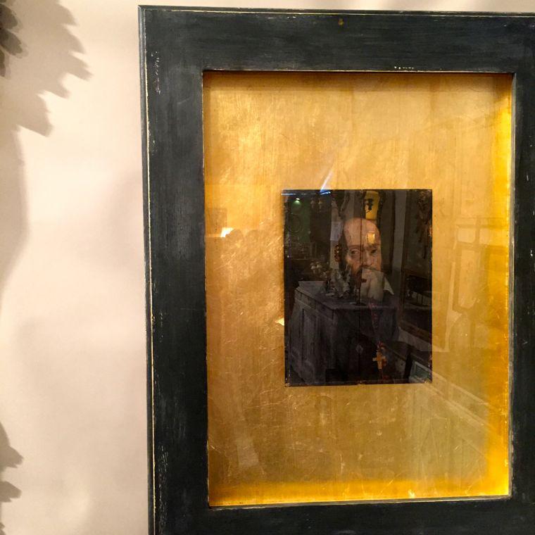 CH Monk Portrait