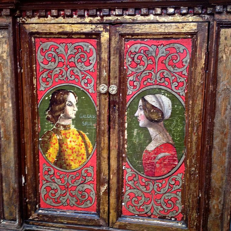 France 15th Century Cabinet