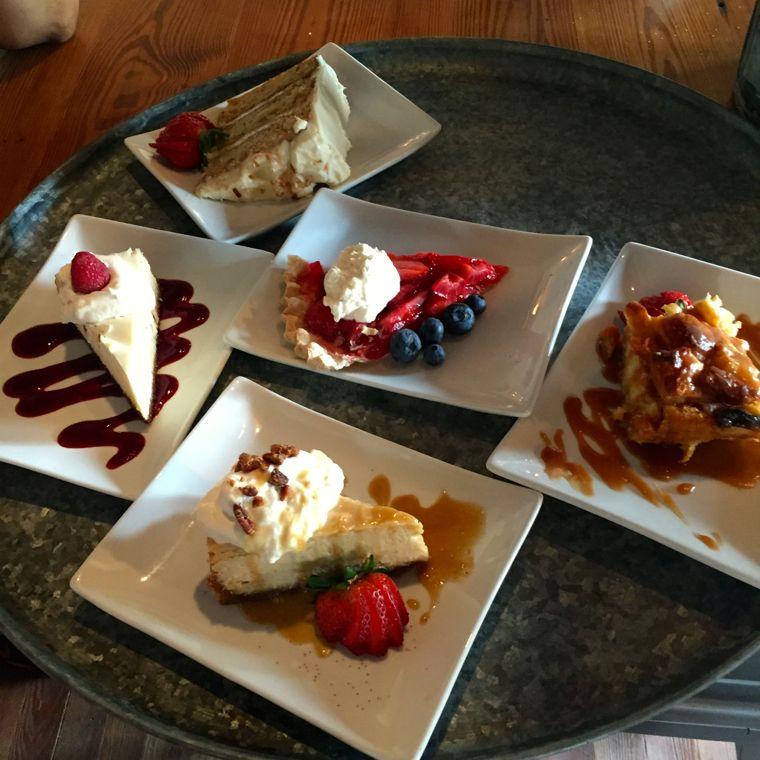 Garden Co Dessert Tray
