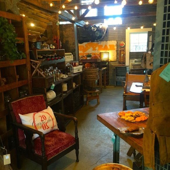 Flown the Coop: Chat with Tiffany and Carolyn while drinking in the space.