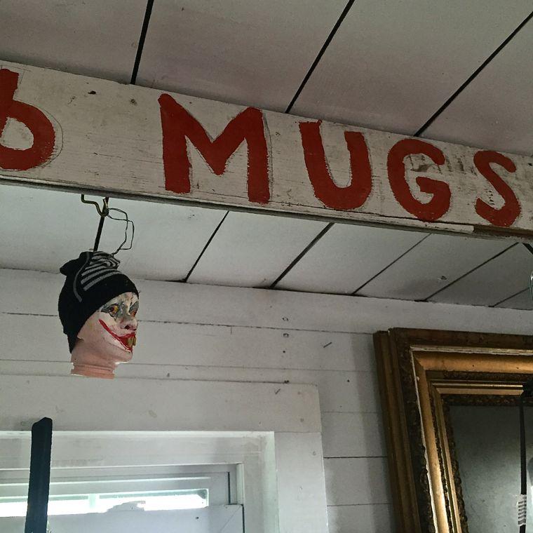 Jersey P Mugs