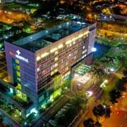 Hospital organisational structure