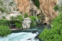 O Local Sagrado de Blagaj