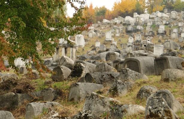 Antigo Cemitério Judeu de Sarajevo