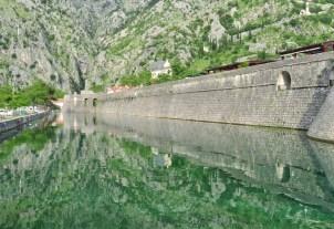 Muralhas de Kotor