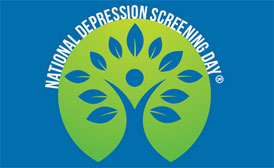 National Depression Screening Day @ Caroline Kennedy Library