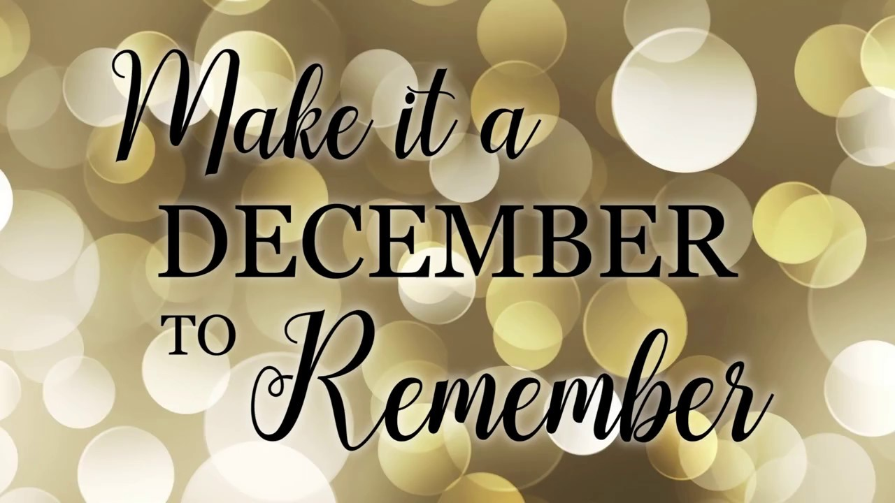 December to Remember
