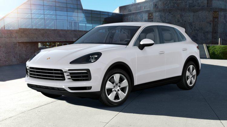 Porsche Cayenne – Cruze Auto Group