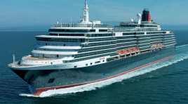 Dois Cruzeiros no Queen Victoria para o Mediterrâneo