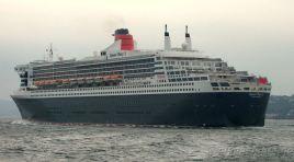Mulher dá à luz a bordo do Queen Mary 2