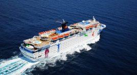 Último cruzeiro do Grand Holiday pela Ibero Cruzeiros será a 26 de Outubro