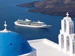 Splendour of the Seas – Santorini