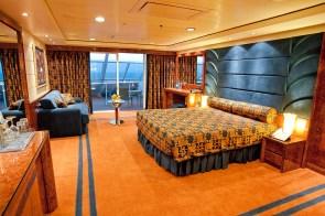 Suite MSC Splendida