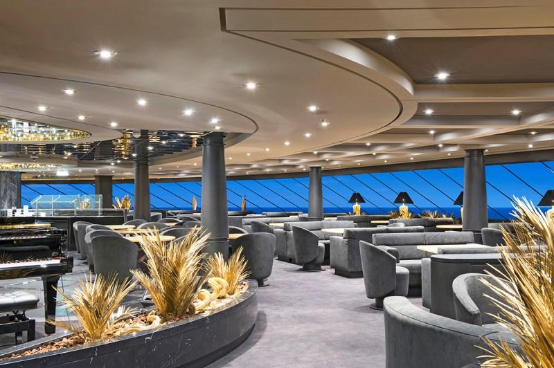 Top Sail Lounge - MSC Preziosa