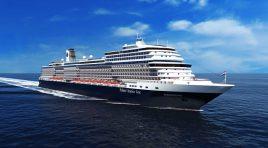 Segundo navio da classe Pinnacle vai chamar-se Nieuw Statendam