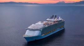 Royal Caribbean anuncia construção do Oasis 6 (os maiores navios de cruzeiros do mundo)