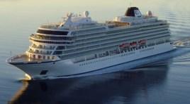 Viking Sun entregue pelo estaleiro de Fincantieri em Ancona