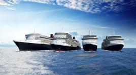 Cunard adiciona quarto navio à sua frota em 2022
