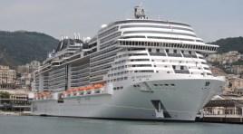 MSC Meraviglia fará 2 Itinerários com embarque e desembarque em Nova Iorque (e mais um de Nova Iorque até Miami)