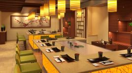 Bonsai Teppanyaki no Carnival Horizon