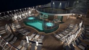 MSC Seaside, MSC Yacht Club Sundeck & Bar