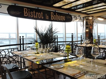 Bistrot La Bohème | MSC Seaside