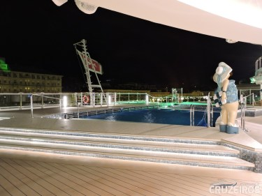 South Beach Pool | MSC Seaside