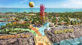 Royal Caribbean vai ter 5 Novas Ilhas Privadas (e poderá colocar o Spectrum 2 em Barcelona)