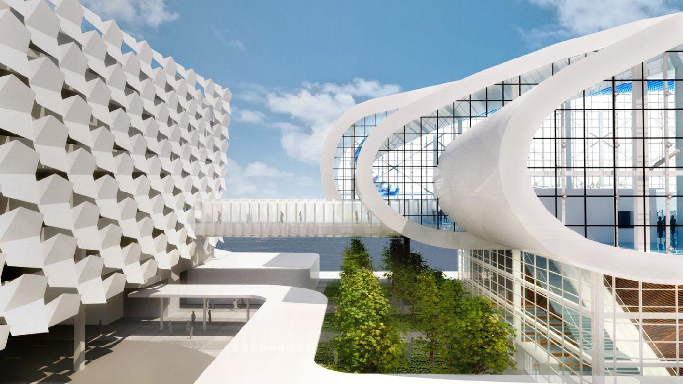 Novo Terminal da NCL em PortMiami