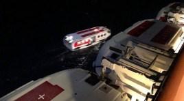 Tripulação do Norwegian Epic resgata passageiro após queda ao mar