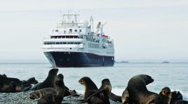 Silversea encomenda três novos navios de ultra-luxo