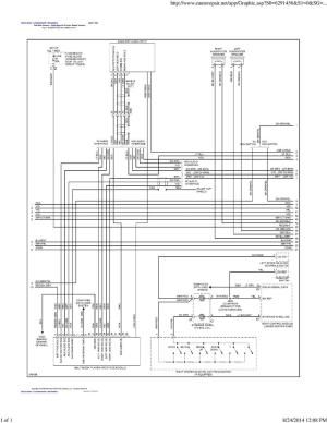 Factory Pioneer Amp Speaker Wire Diagram??