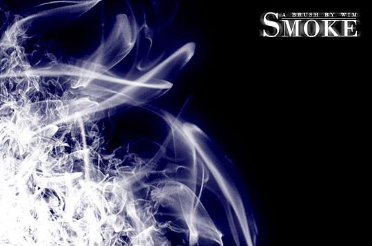 Smoke brush set by Wiim