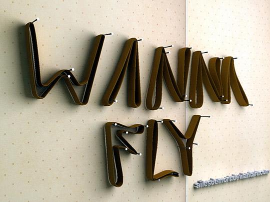 3D Typography3