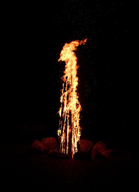 Fire I by Geo