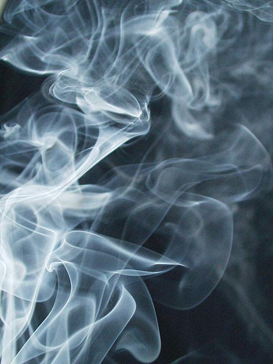 Smoke Stock 002 by Michael Ross