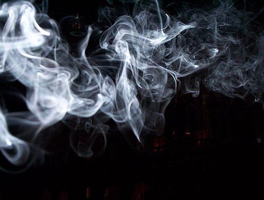 Smoke by Gorky